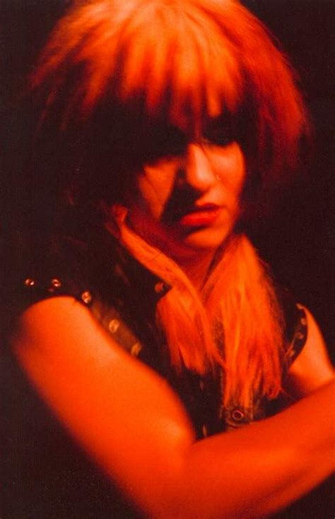 From The Archives -Lydia Lunch with Rowland S