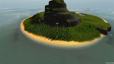 The 3D map (How it looks) image - Castaway - Indie DB