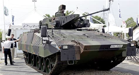 When Size Matters: German Military Faces XL Problem With