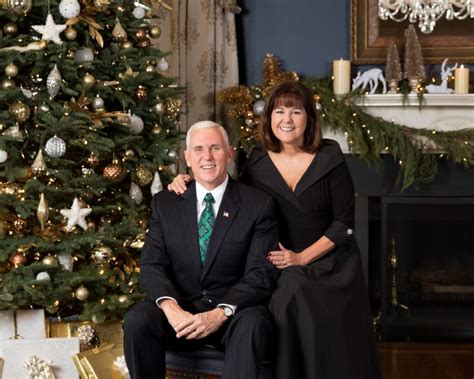 Merry Christmas from Vice President Mike Pence and Second