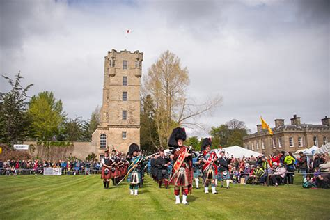 Gordon Castle Highland Games and Country Fair all set for