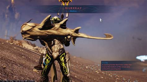 Catch 6 rare Fish in Plains of Eidolon (day and night