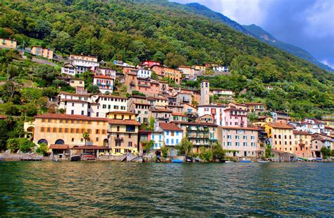 Gandria | Gandria is a small, picturesque village on the
