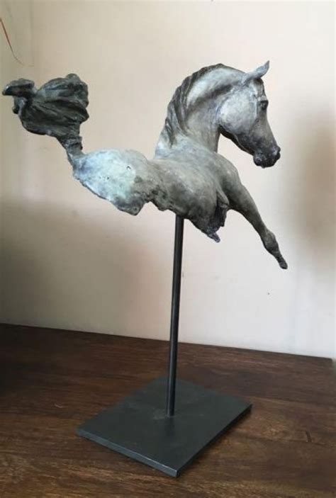 #Bronze #sculpture by #sculptor Marie Ackers titled