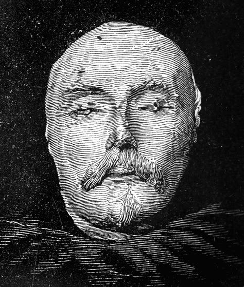 Shakespeare Death Mask (Frontal View) | ClipArt ETC