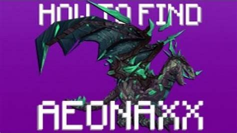 Video - How to Find Aeonaxx in Deepholm (Phosphorescent