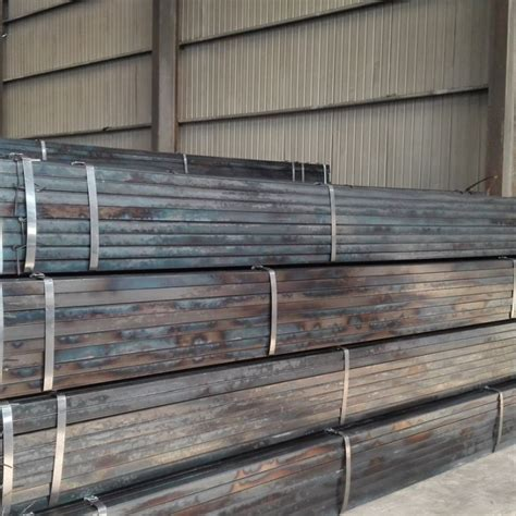 Black Iron Cold Rolled Annealed Steel Tube Manufacturers