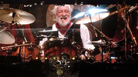 Mick Fleetwood on Drums - YouTube
