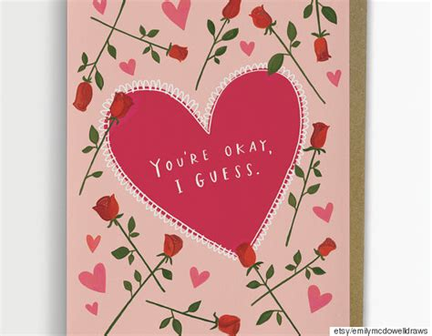 21 Valentine's Cards For Every Type Of Complicated