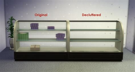 Clutter Free Food Displays by IgnorantBliss at Mod The