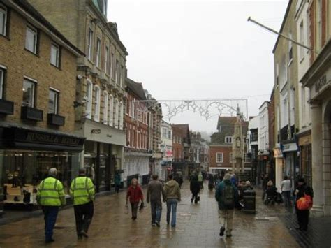 Shops in Winchester - Picture of Winchester, Hampshire