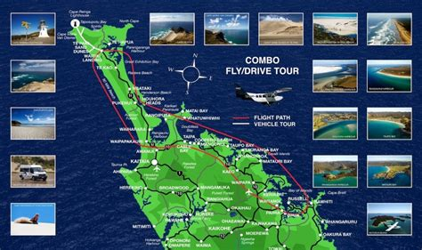 Cape Reinga Tour - Half Day Fly and Drive Tours, Northland