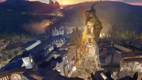 Harry Potter does London in Universal park expansion