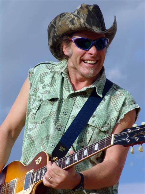 Ted Nugent - Wikiquote