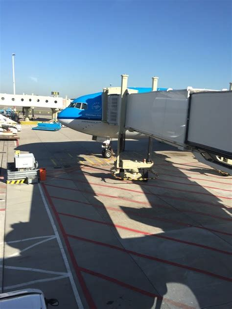 Review of KLM flight from New York to Amsterdam in Premium Eco