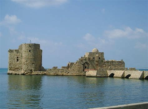 World's Most Famous Medieval Castles - Middle East and