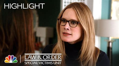 Law & Order: SVU - What Happened to You? (Episode