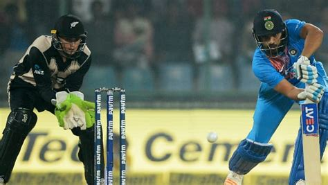India vs New Zealand, Live Streaming, 2nd T20I: Watch IND