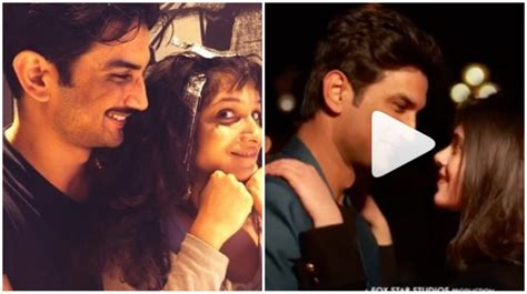 Ankita Lokhande's reaction after watching Dil Bechara will