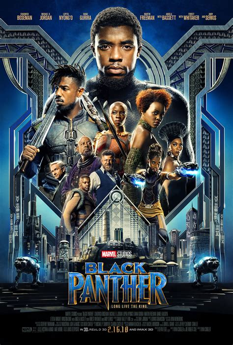 Black Panther (film) | Marvel Movies | FANDOM powered by Wikia