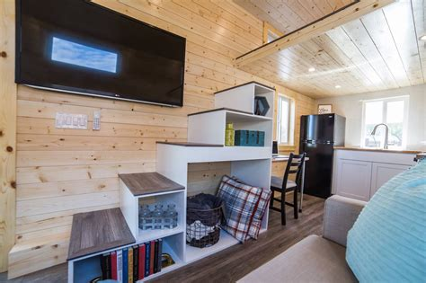 TINY HOUSE TOWN: The Mansion Elite (350 Sq Ft)