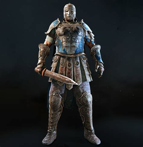 The Centurion - For Honor Knights Faction   Ubisoft