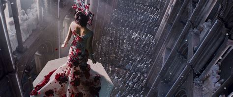 Jupiter Ascending Images Featuring Mila Kunis and Unusual