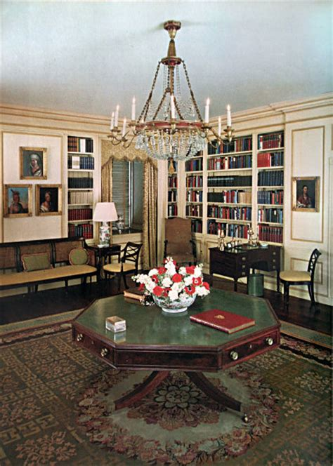 Library - White House Museum