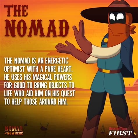 Nomad of Nowhere: Jordan Cwierz Explains Rooster Teeth's