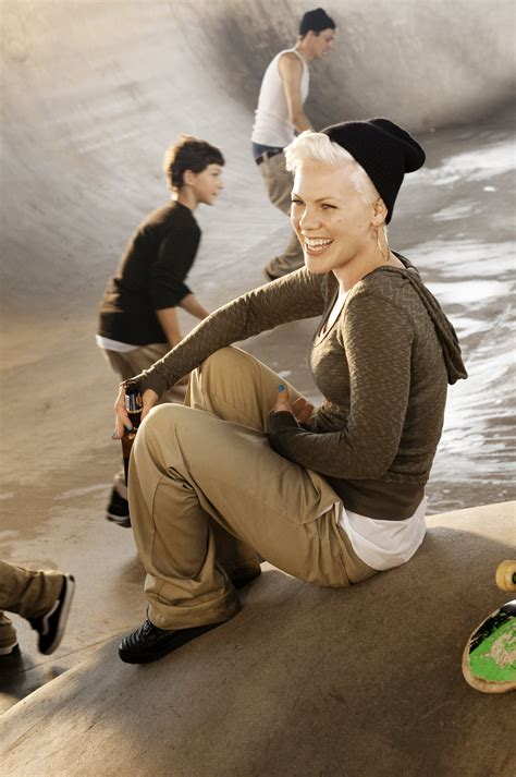 On This Day in Pink History… 6th October 2010, Raise Your