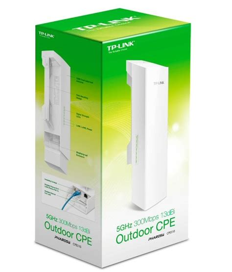TP-LINK Launches Outdoor Wireless Access Point for Long