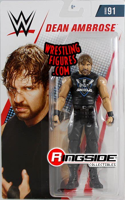 (Chase Variant) Dean Ambrose - WWE Series 91 WWE Toy