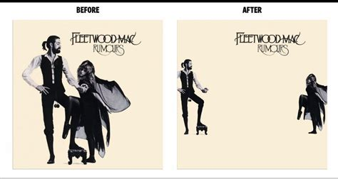 Social Distancing Album Covers, from Fleetwood Mac and U2