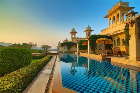 The Oberoi Udaivilas Udaipur Review | The Silver Spoon