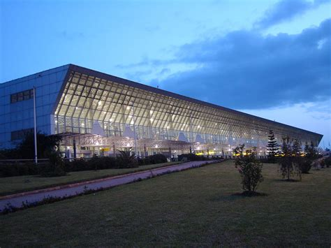 Addis Ababa Bole International Airport - Airport in