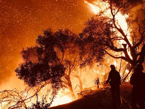Massive California wildfire now the fifth-largest in state