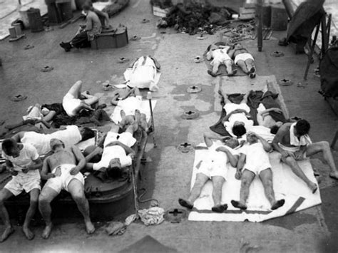 The 70th Anniversary of the USS Indianapolis Sinking