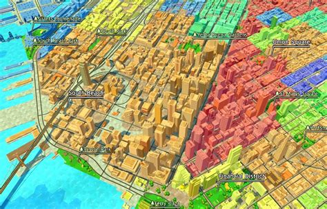 eeGeo | Products – 3D maps for iOS, Android, OSX, WebGL