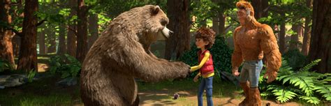 AT&T Brings Family Adventure 'Son of Bigfoot' to DirecTV