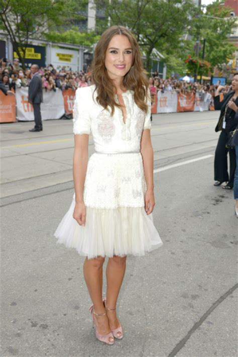 Keira Knightley And More Best Dressed At TIFF 2014 | FASHION