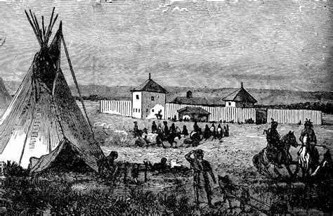 A Dutch West India Company's Trading Post | ClipArt ETC