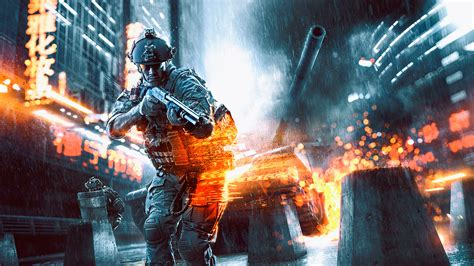 20 Awesome HD Battlefield Wallpapers