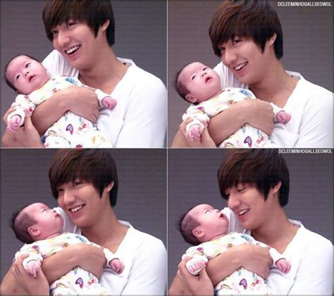 So Cute! Adorable Picture Compilations of Lee Min-ho with