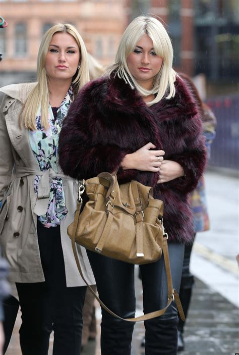 'TOWIE' Stars Sam And Billie Faiers In Court To See Step