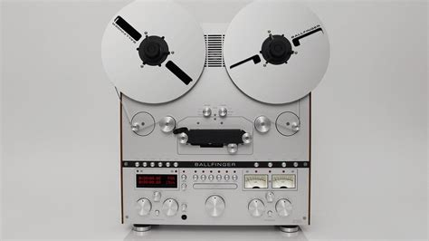 These analog tape and record players look gorgeous, but