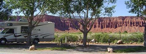 Thousand Lakes RV Park (200) Near Capitol Reef National
