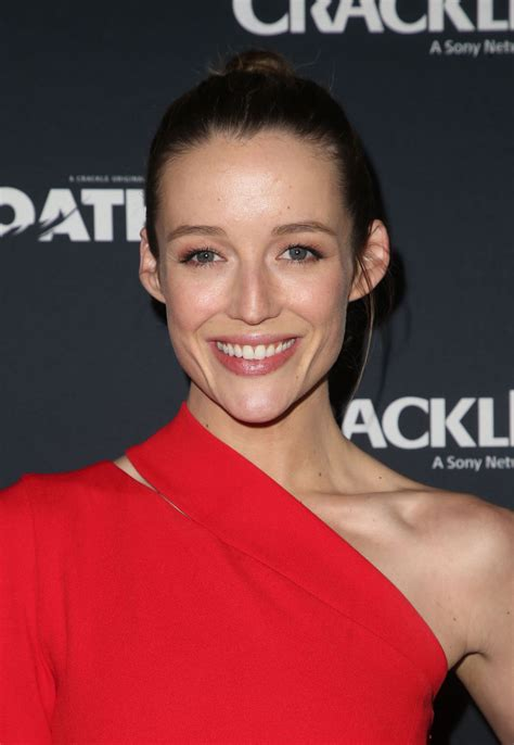 SARAH DUMONT at The Oath Premiere in Los Angeles 03/07