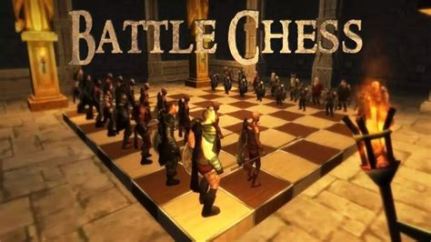 Battle Chess Android Gameplay (HD) - YouTube