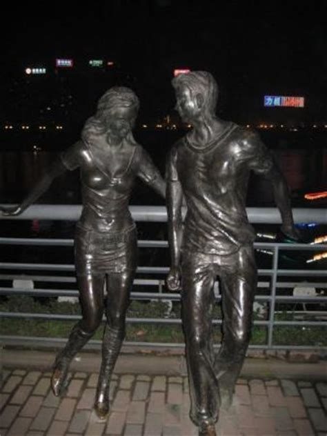 Sexy statues