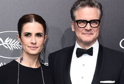 Colin Firth: In Deckung! Livias Trennungs-Posting sorgt